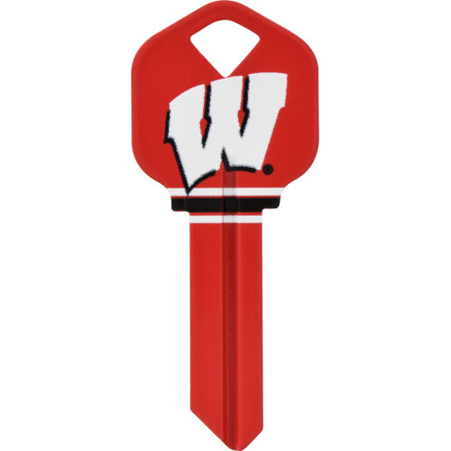 University of Wisconsin Key Blank