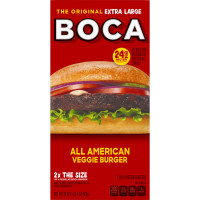 All American Veggie Burger (XL) image