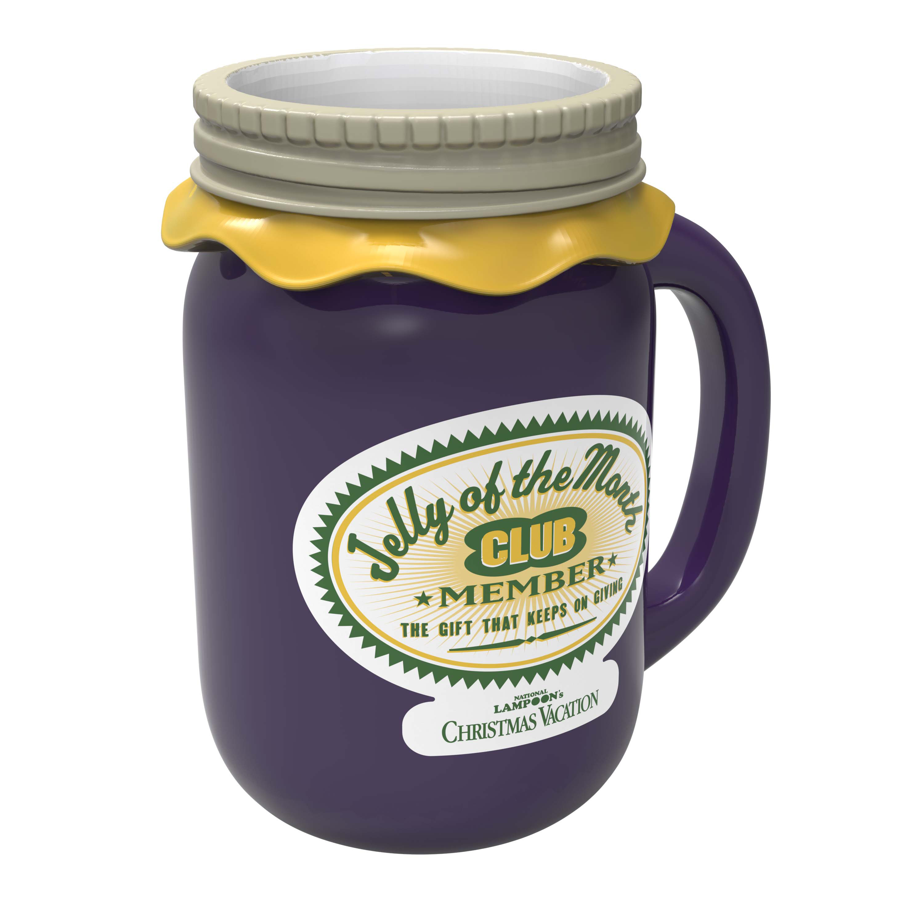 National Lampoon 10 ounce Coffee Mug, Jelly of the Month Club slideshow image 3