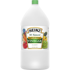 Heinz Distilled White Vinegar, 1.32 gal Jug image