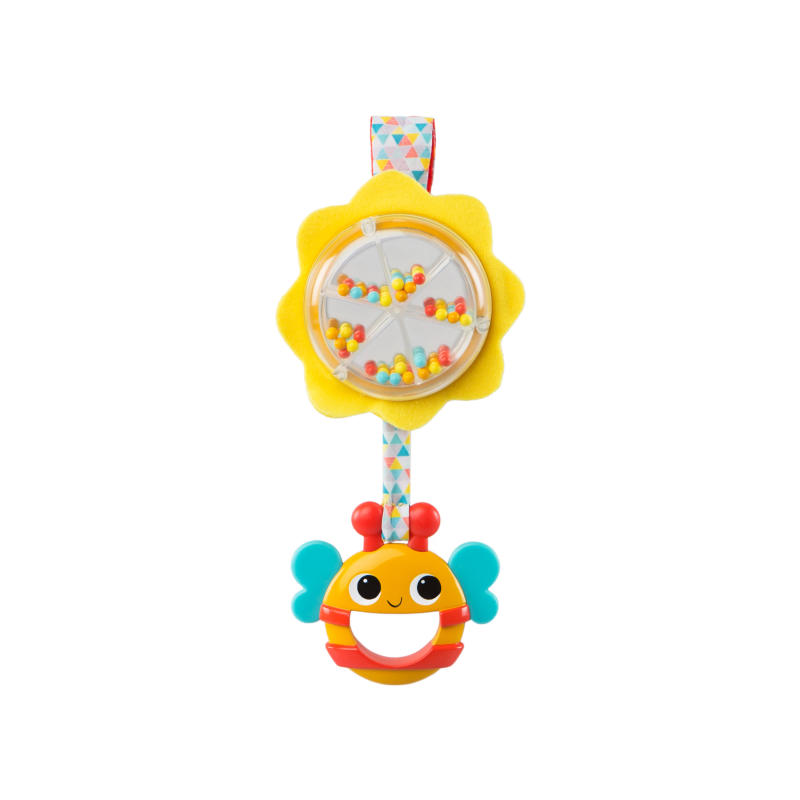 Spin & Rattle Bee™