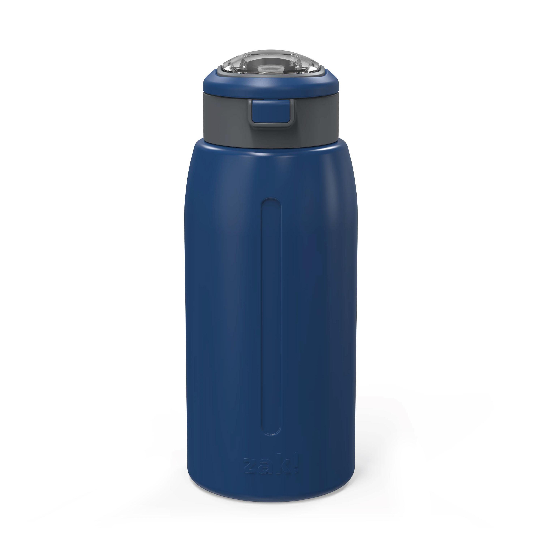 Genesis 32 ounce Stainless Steel Water Bottles, Indigo slideshow image 1