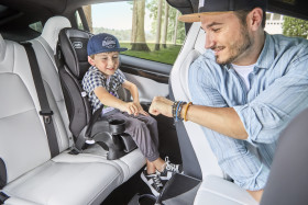 Chase Plus 2-In-1 Booster Car Seat