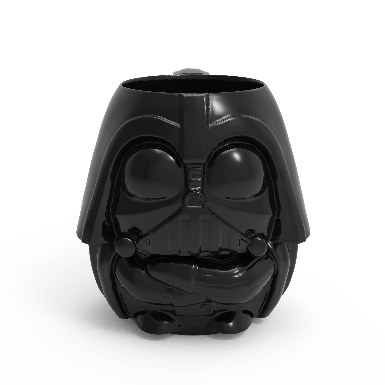 Star Wars 13 ounce Coffee Mug and Spoon, Darth Vader slideshow image 5