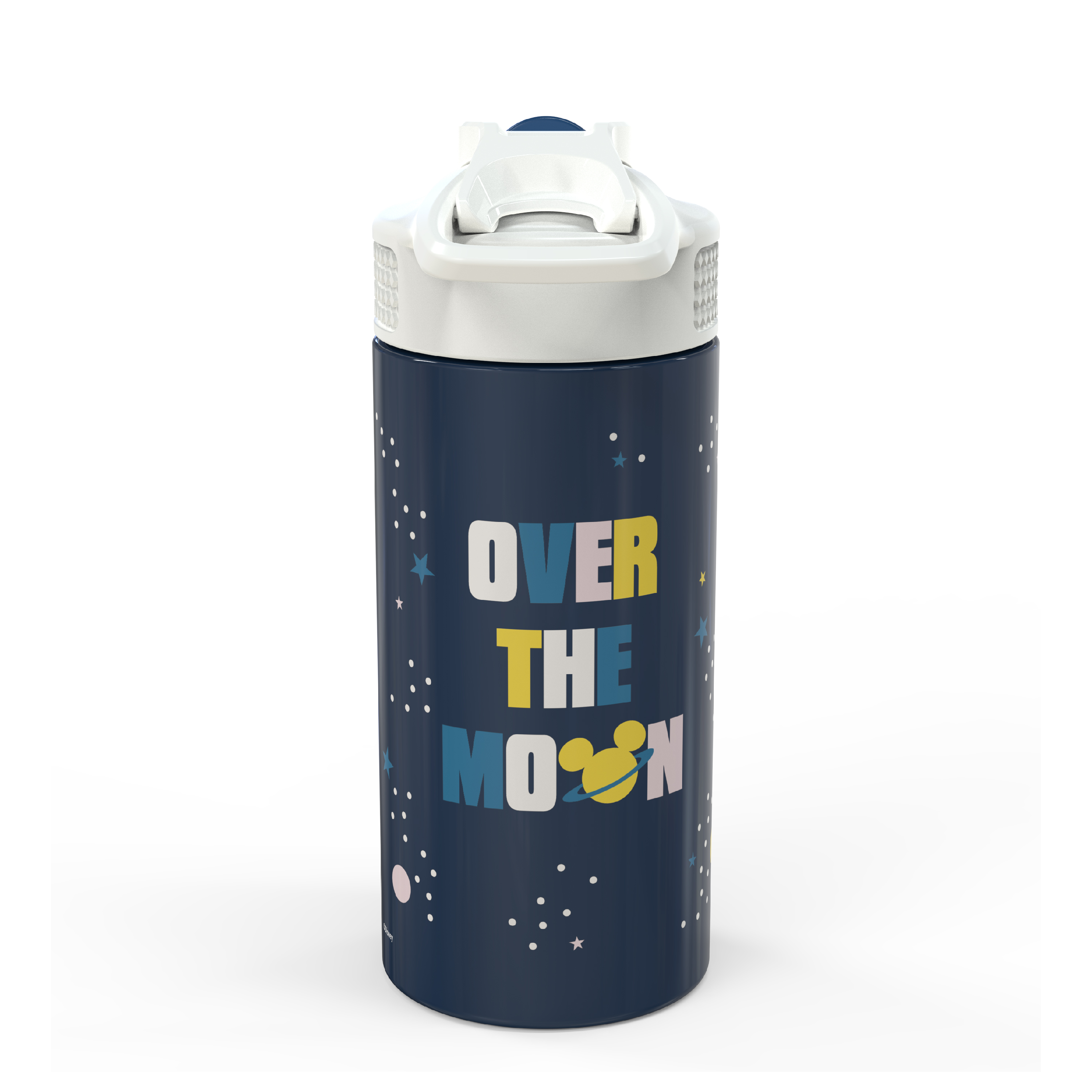 Disney 14 ounce Stainless Steel Vacuum Insulated Water Bottle, Mickey Mouse slideshow image 3