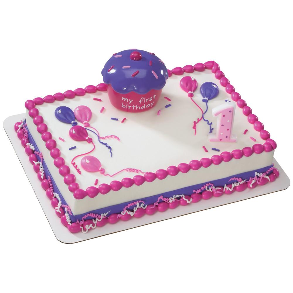 Cupcake Keepsake Pink