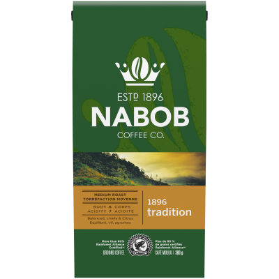 Nabob 1896 Tradition Ground Coffee