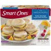 Weight Watchers Smart Ones Tasty American Favorites Turkey Sausage English Muffin Sandwiches 6 - 4.33 oz Boxes