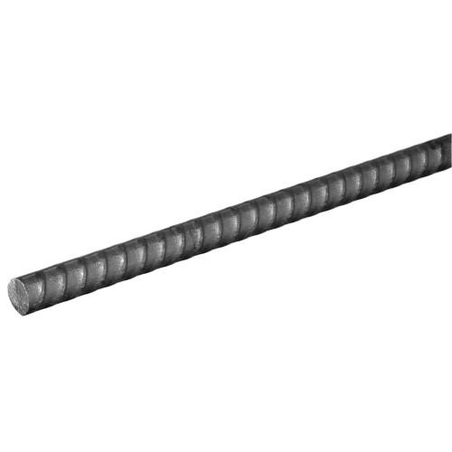 SteelWorks Weldable Hot-Rolled Steel Rebar (1/2