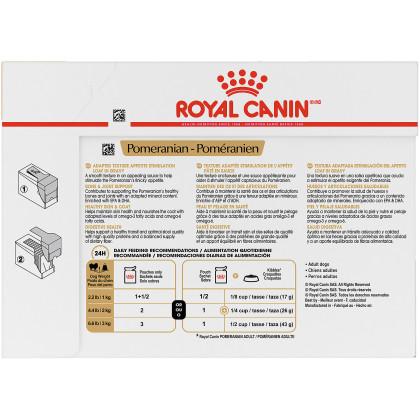 Pomeranian Loaf in Gravy Pouch Dog Food