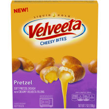 Velveeta Pretzel Cheesy Bites 7 oz Box
