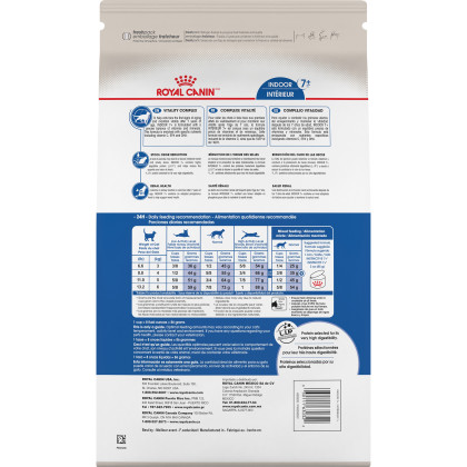 Royal Canin Feline Health Nutrition Indoor 7+ Dry Cat Food