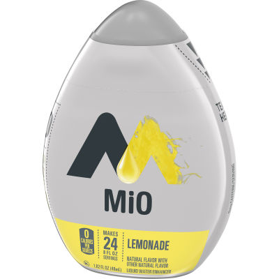 MiO Lemonade Liquid Water Enhancer, 1.62 fl oz Bottle
