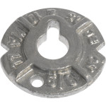 Hot-Dipped Galvanized Malleable Washers