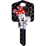 Disney Minnie Mouse Key Blank