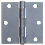 Hardware Essentials General Purpose Hinges with Removable Pin