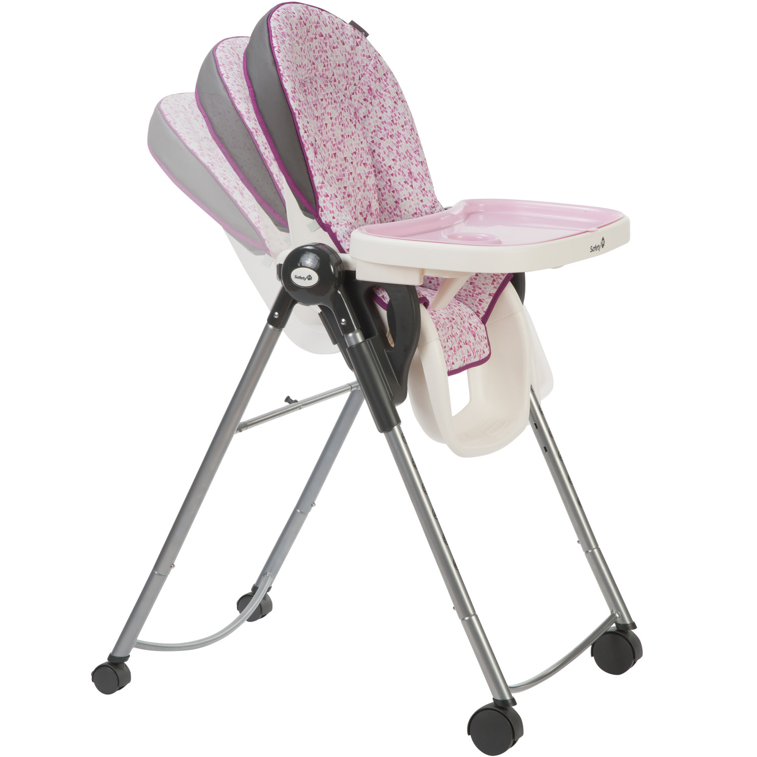Safety 1st Ultra Compact Adaptable High Chair With