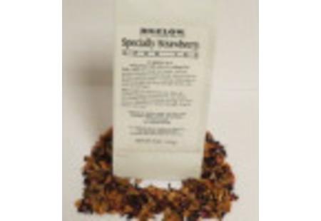 Bigelow Speciality Strawberry Herbal Loose Tea in bag