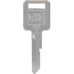GM Brass Auto Key Blank B-44