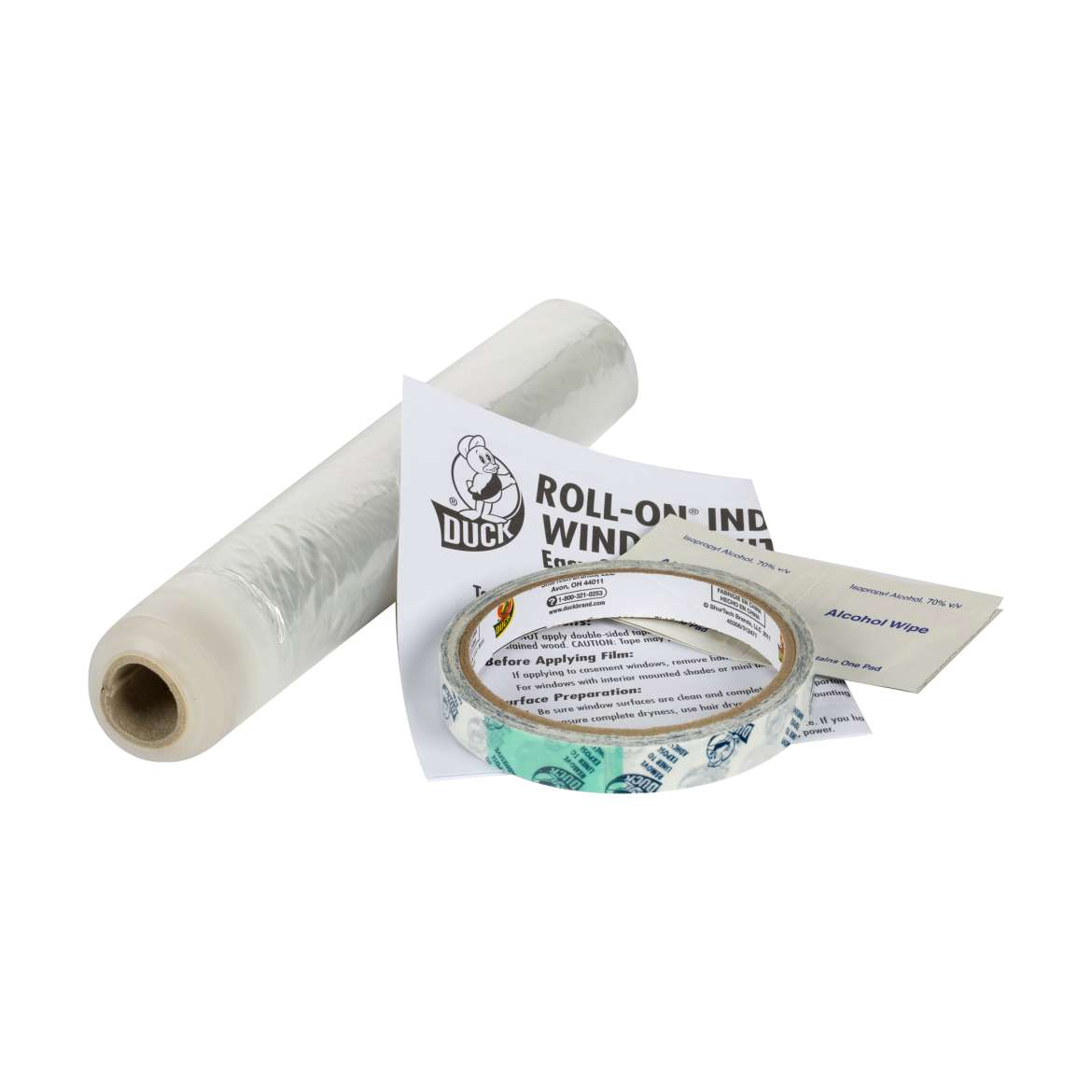 Roll-On® Window Insulation Kit