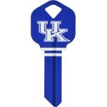 NCAA University of Kentucky Key Blank