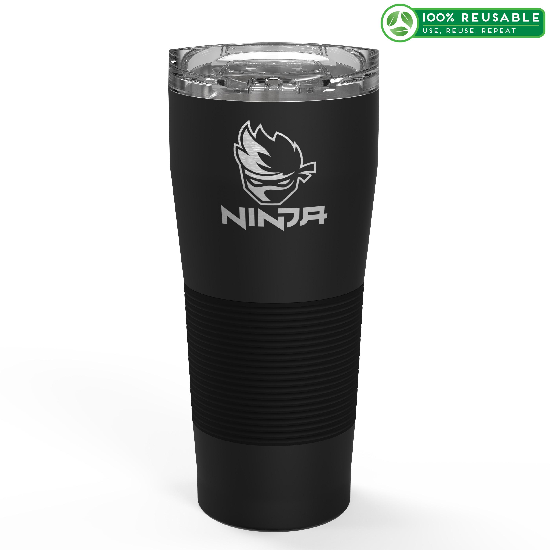 Ninja 28 ounce Vacuum Insulated Stainless Steel Tumbler, Video Games slideshow image 1