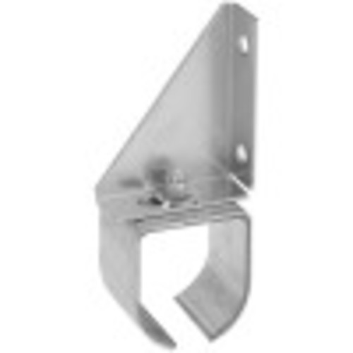 Hillman Adjustable Single Round Rail Bracket 18