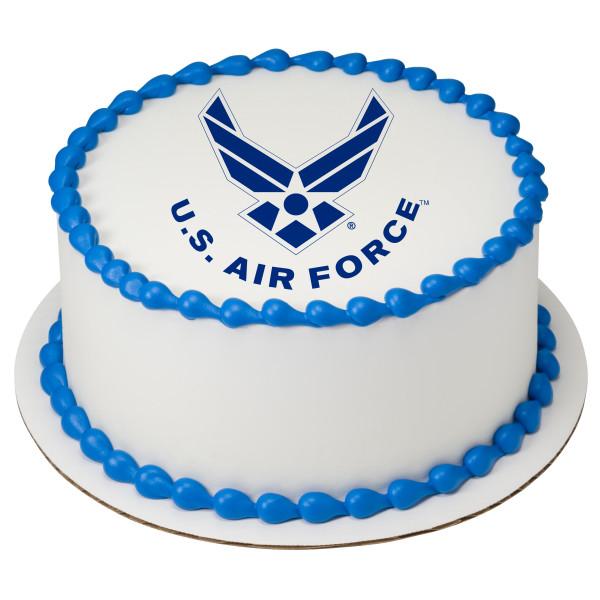 United States Air Force™ PhotoCake® Edible Image®