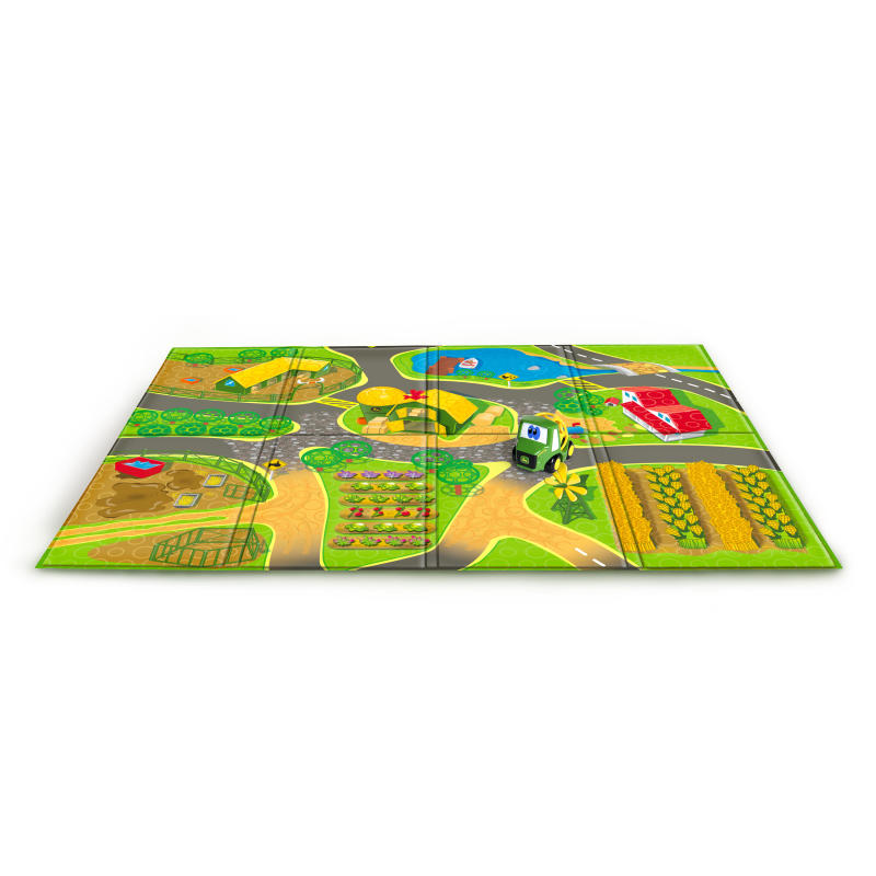 Country Lanes™ Playmat & Vehicle