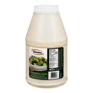 RICHARDSON Connoisseur Caesar Dressing 4L 2 image
