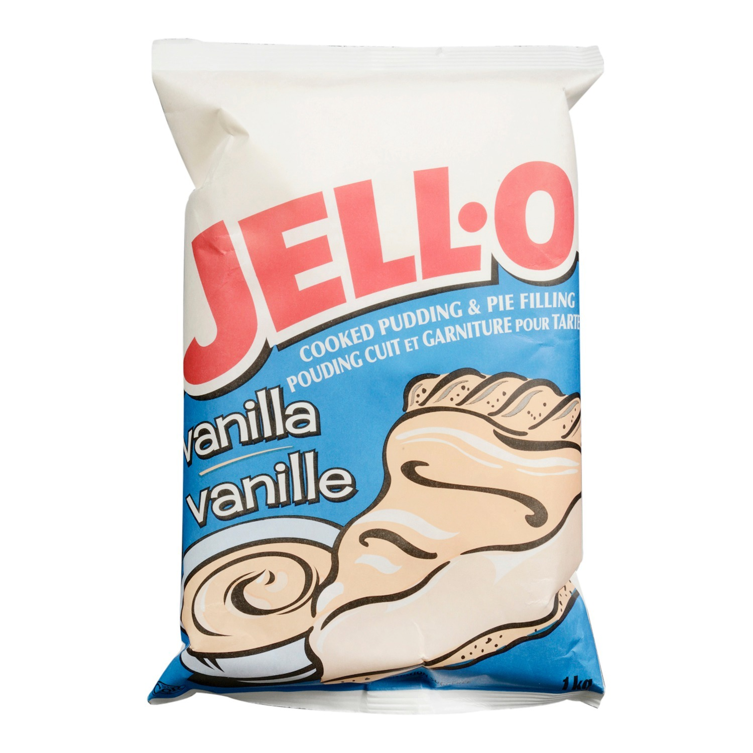 JELL-O Pudding and Pie Filling Vanilla 1kg 2