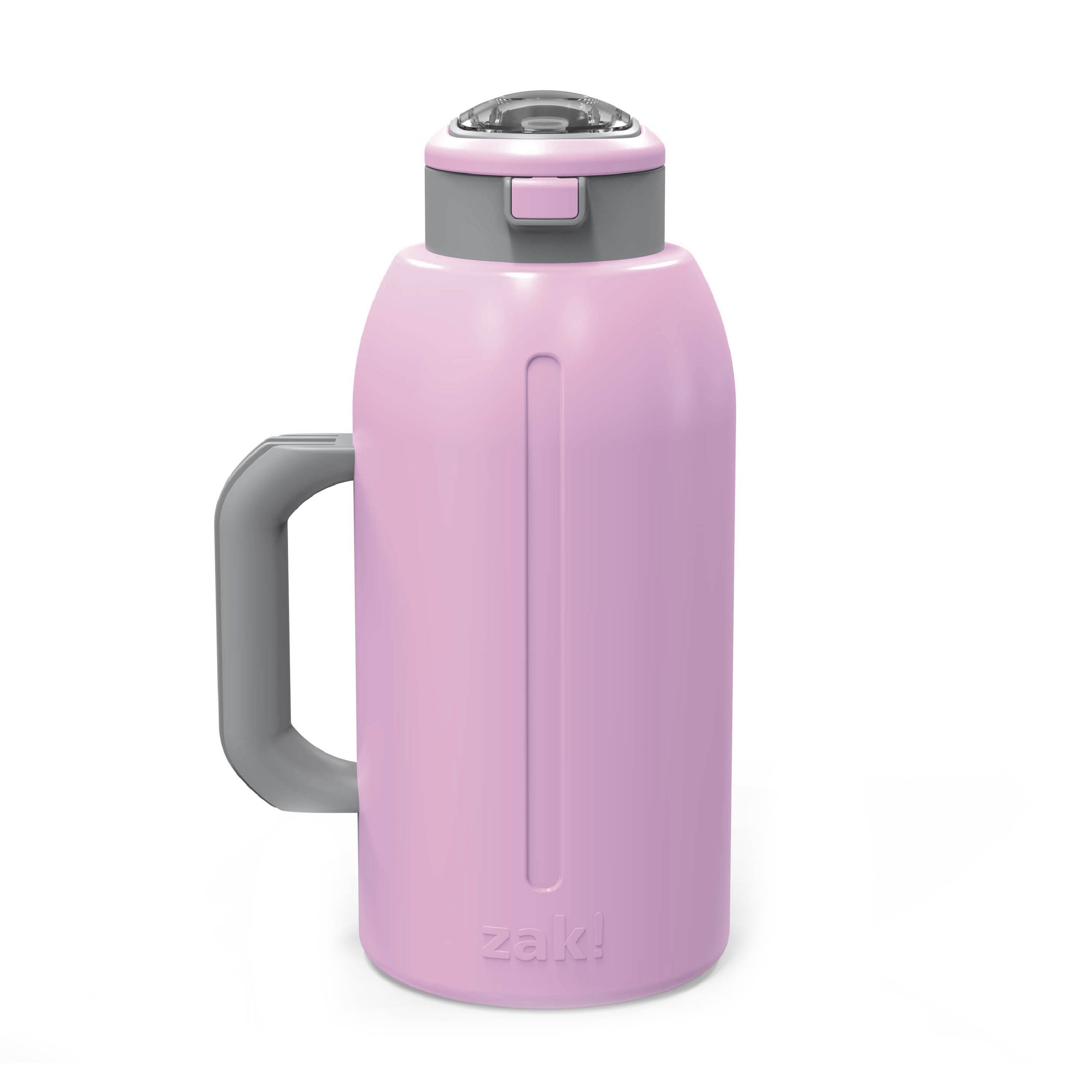 Genesis 64 ounce Stainless Steel Water Bottles, Lilac slideshow image 1