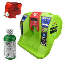 VisionAid 16 Gallon Emergency Eyewash Station
