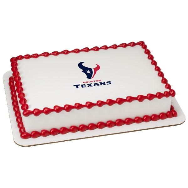 NFL Houston Texans Edible Image®