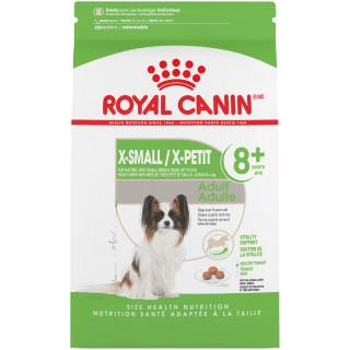 X-Small Adult 8+ Dry Dog Food