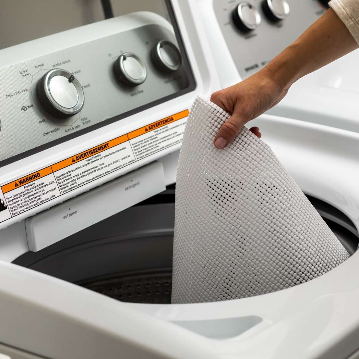 Select Grip™ Easy Liner® with Clorox®