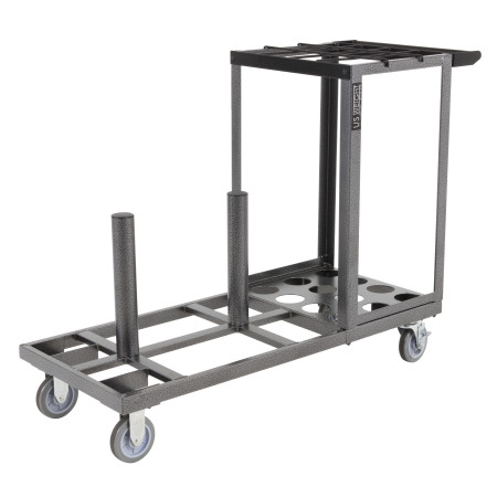 Statesman Cart Bundle - Black Steel 9