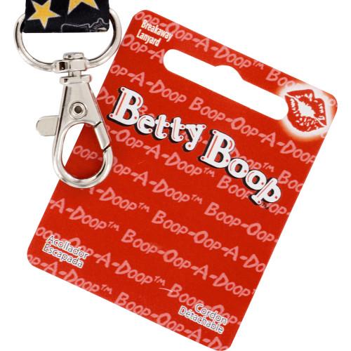 Betty Boop Breakaway Lanyard