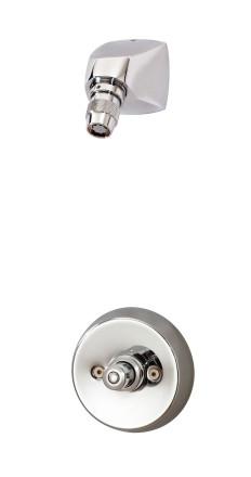 Showeroff,Metering Shower Unit