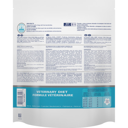 Royal Canin Veterinary Diet Hydrolyzed Protein Canine Treats