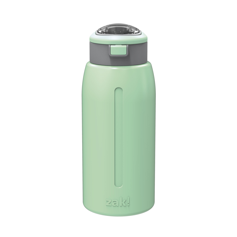 Genesis 32 ounce Stainless Steel Water Bottles, Neo Mint slideshow image 1