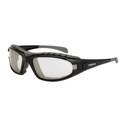Crossfire Diamond Back Foam Lined Safety Eyewear