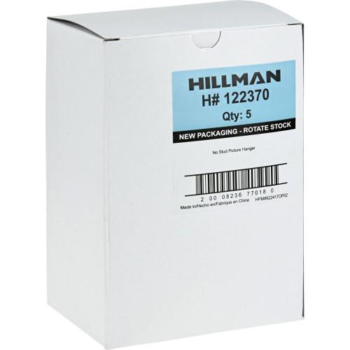 Hillman No Stud Drywall Metal Picture Hanger 200lb