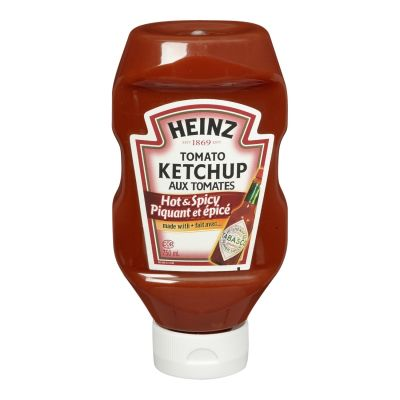 Heinz Tomato Ketchup Hot & Spicy