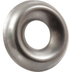 Stainless Steel Finish Washers