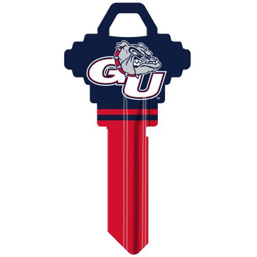 Gonzaga University Key Blank