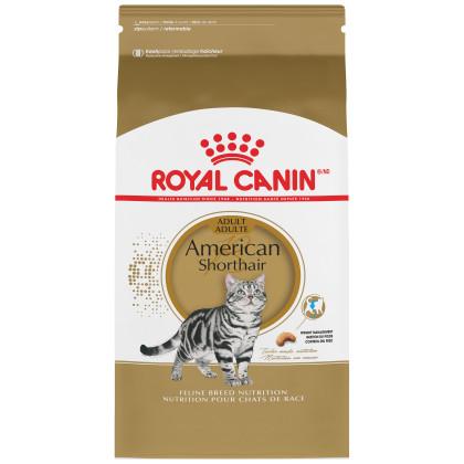 Royal Canin Feline Breed Nutrition American Shorthair Dry Cat Food