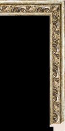 Salon 1789 Versailles Silver 1 5/16