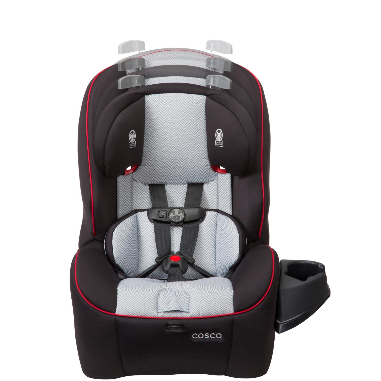 Cosco-Easy-Elite-3-in-1-Convertible-Car-Seat-Disco-Ball-Berry thumbnail 53
