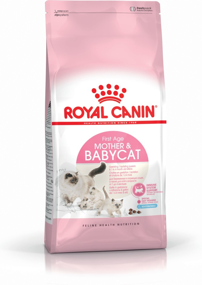 First Age Mother Amp Babycat Royal Canin 174